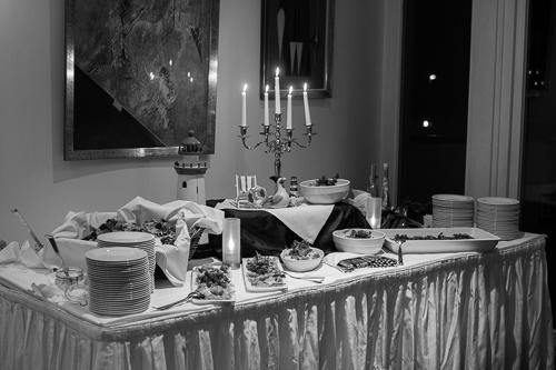 buffet im resort schwielowsee